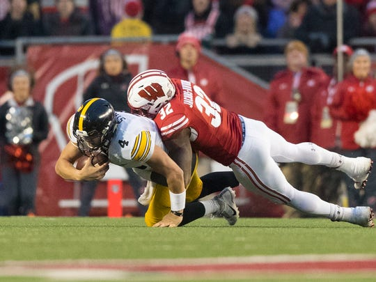 Quarterback Nate Stanley and the Iowa offense were buried by Wisconsin in their last trip to Camp Randall Stadium two years ago. The Hawkeyes look to erase those memories, and stay in contention for a Big Ten Conference title, when they return to Madison on Saturday.