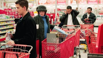 The lines of people returning gifts will be longer than those for shoppers buying them before the holidays.