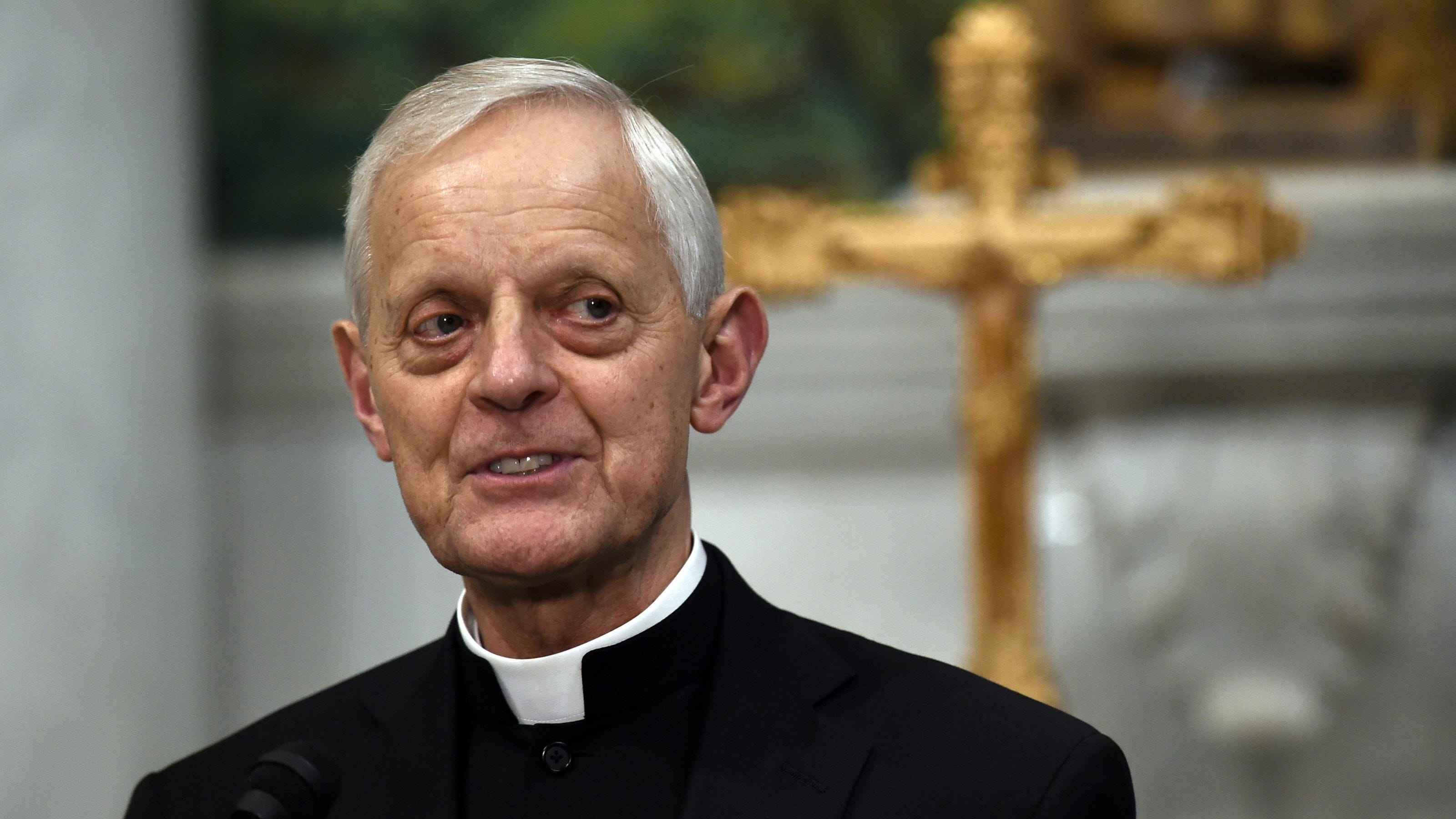 What Napoleon Couldnt Do Catholic >> Washington Cardinal Entangled In Two Sex Abuse Scandals