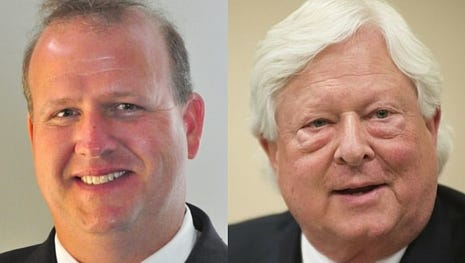 Corbin, White seek GOP nomination in Senate District 5.