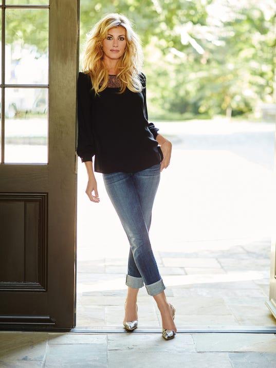 Faith Hill Kellie Pickler Plan Tv Talk Show