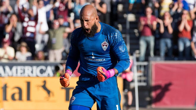 Tim Howard hopes to be healthy enough to help the U.S. when it resumes World Cup qualifying play in March.