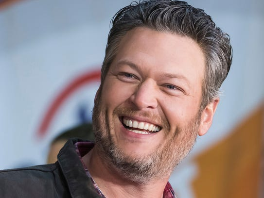 'People' has crowned country star Blake Shelton 2017's