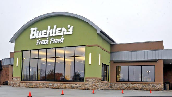 Buehler's is holding a giant pumpkin contest at four stores, including the location in Jackson Township, Sept. 10-18.