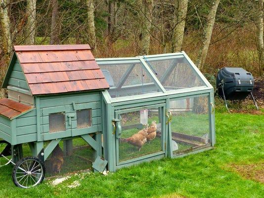 Gardening-Managing Manure