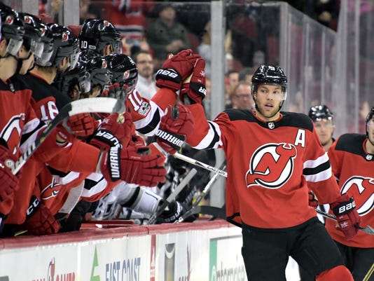 quality design e785f 78ab7 New Jersey Devils: Team rotating alternate captains
