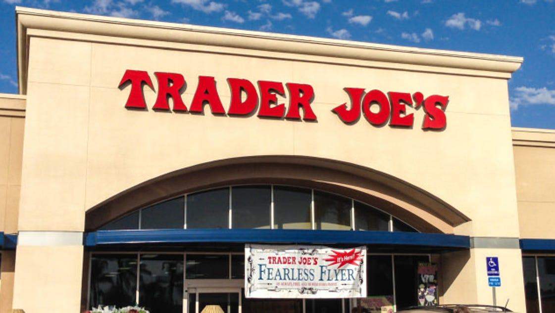 Trader joe's clothing store