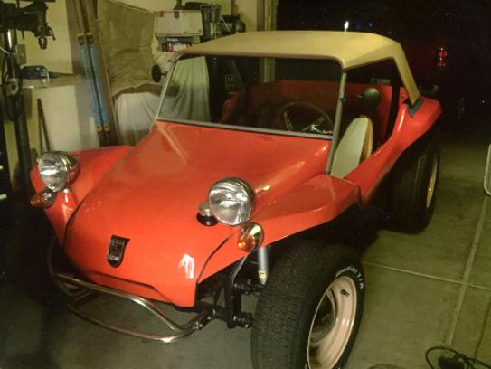 1966 Volkswagen Meyers Manx Dune Buggy
