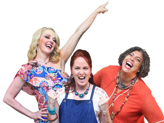 "Starring in ""Mamma Mia"" at Flat Rock Playhouse will"