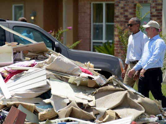 How Baton Rouge responds after flood is the news: Column