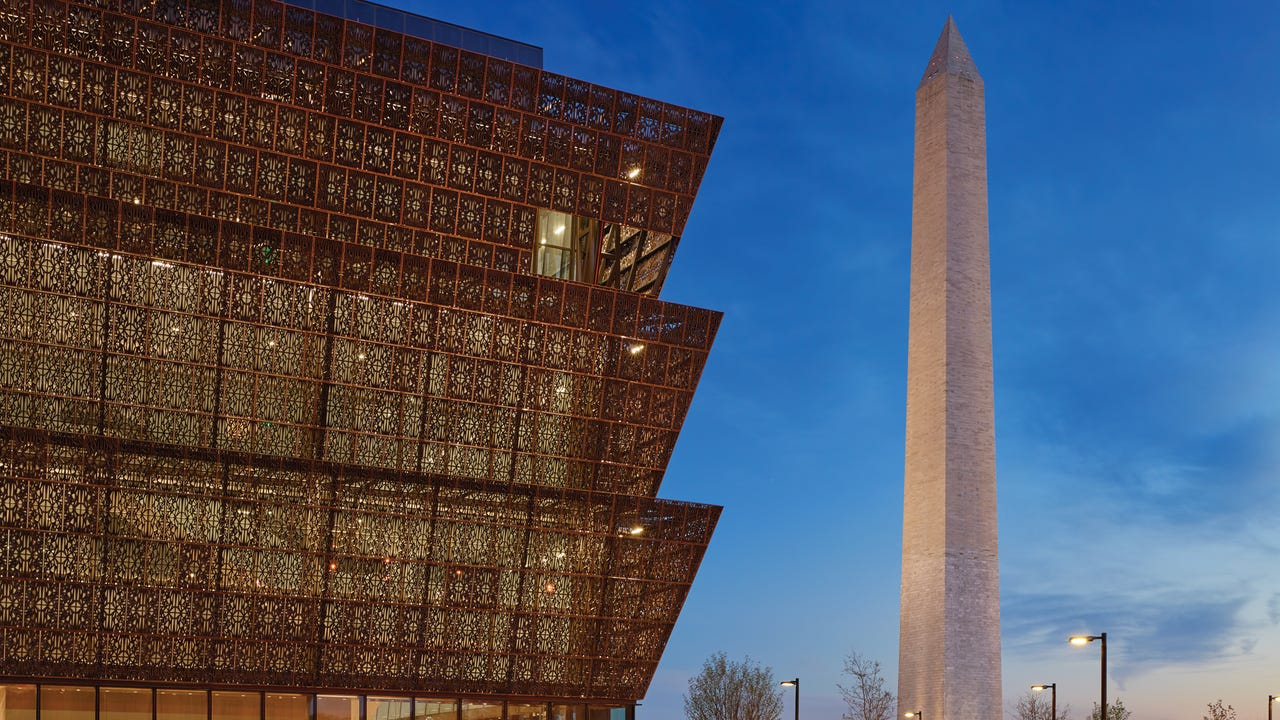The National Museum of African American History and Culture has opened its doors. New hotels including the Trump International and the Watergate have opened. And this year, the prestigious Michelin guide will start rating D.C. restaurants.