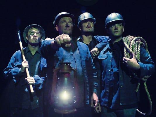 The Burnt Part Boys