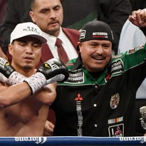 Lightweight champ Mikey Garcia looks forward to facing winner of Linares-Crolla II