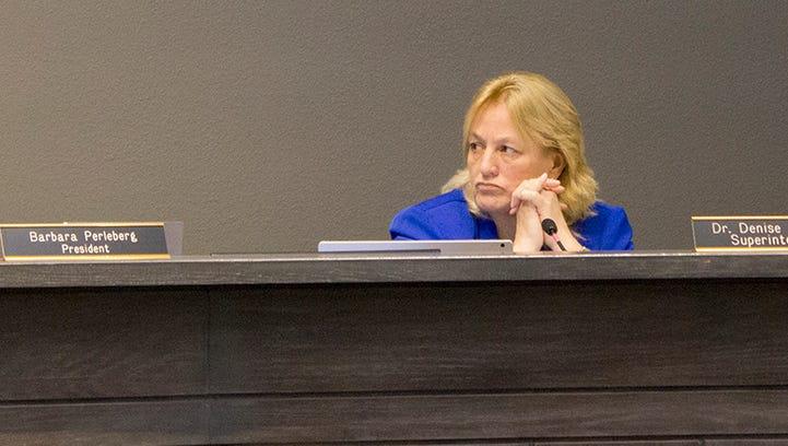 Denise Birdwell became interim Scottsdale superintendent