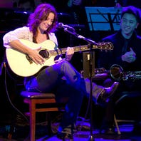 Sarah McLachlan, an Angel for Mary's Place by the Sea in Ocean Grove