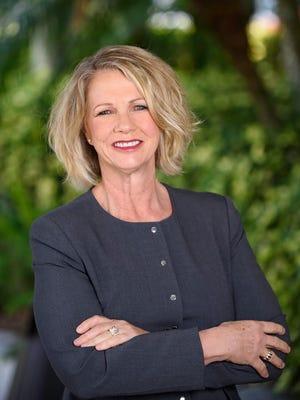 Dr. Nancy Lobby, a urologist based in Wellington.