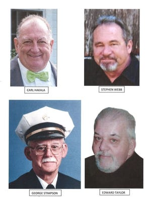 Millbury Fire Dept. members who died in 2020 were honored for their dedication to serving their communities during a virtual memorial mass.