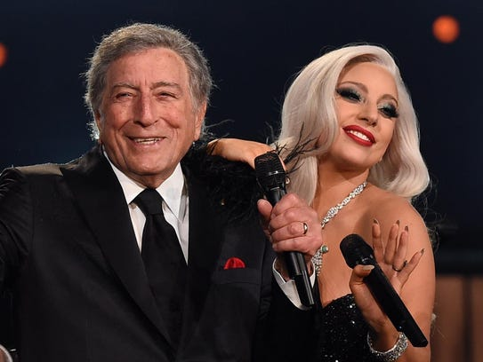 Tony Bennett says he isn't done collaborating with