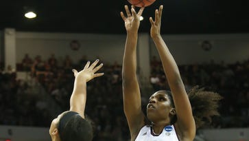 Mississippi State advances to Sweet 16 behind strong second half from Teaira McCowan