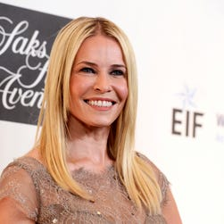 "Chelsea Handler arrives at ""An Unforgettable Evening"" benefiting EIF's Women's Cancer Research Fund at The Beverly Wilshire in Beverly Hills, Calif."