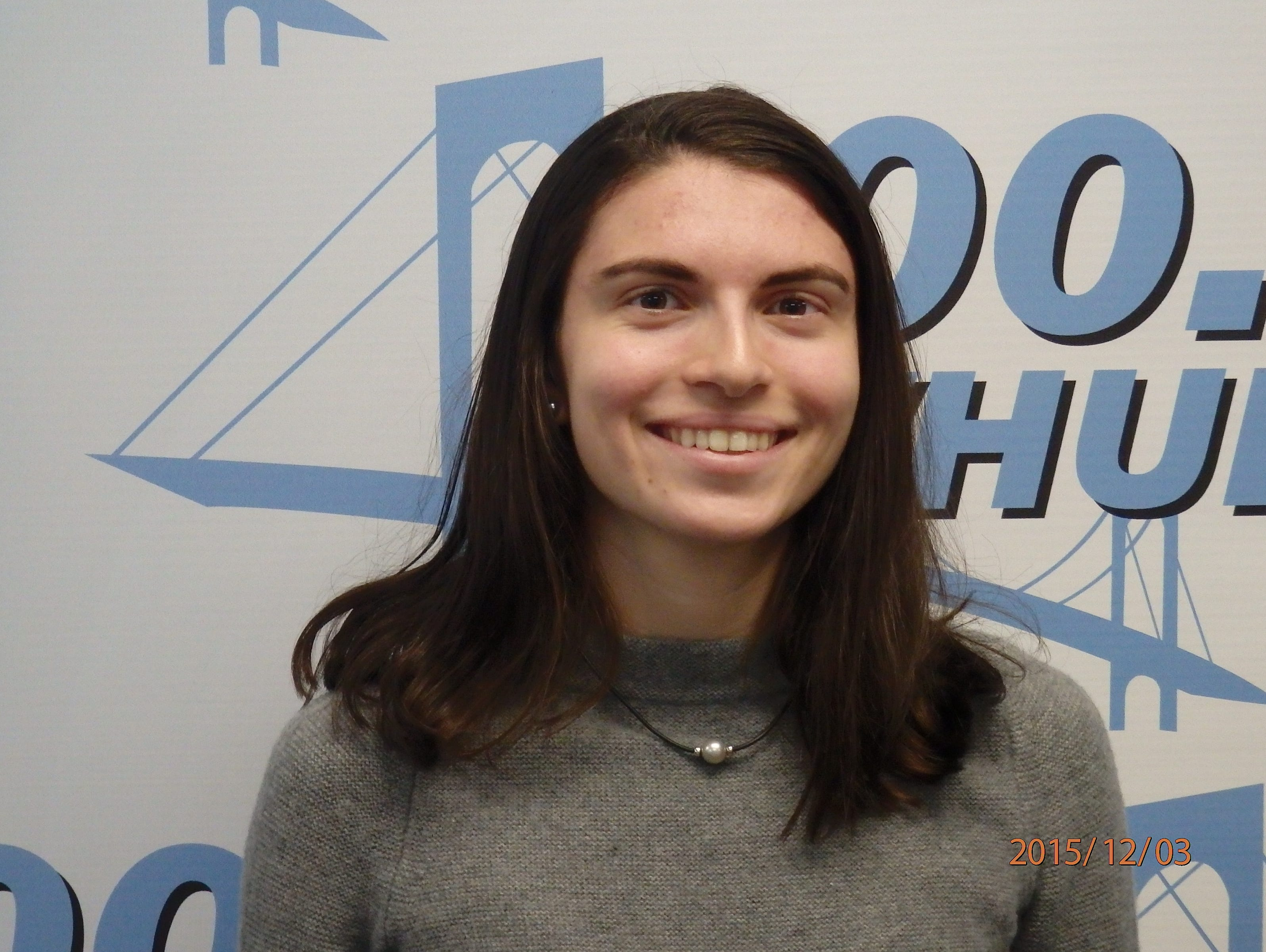 Briarcliff runner Caroline Pennacchio is this week's Con Edison Athlete of the Week