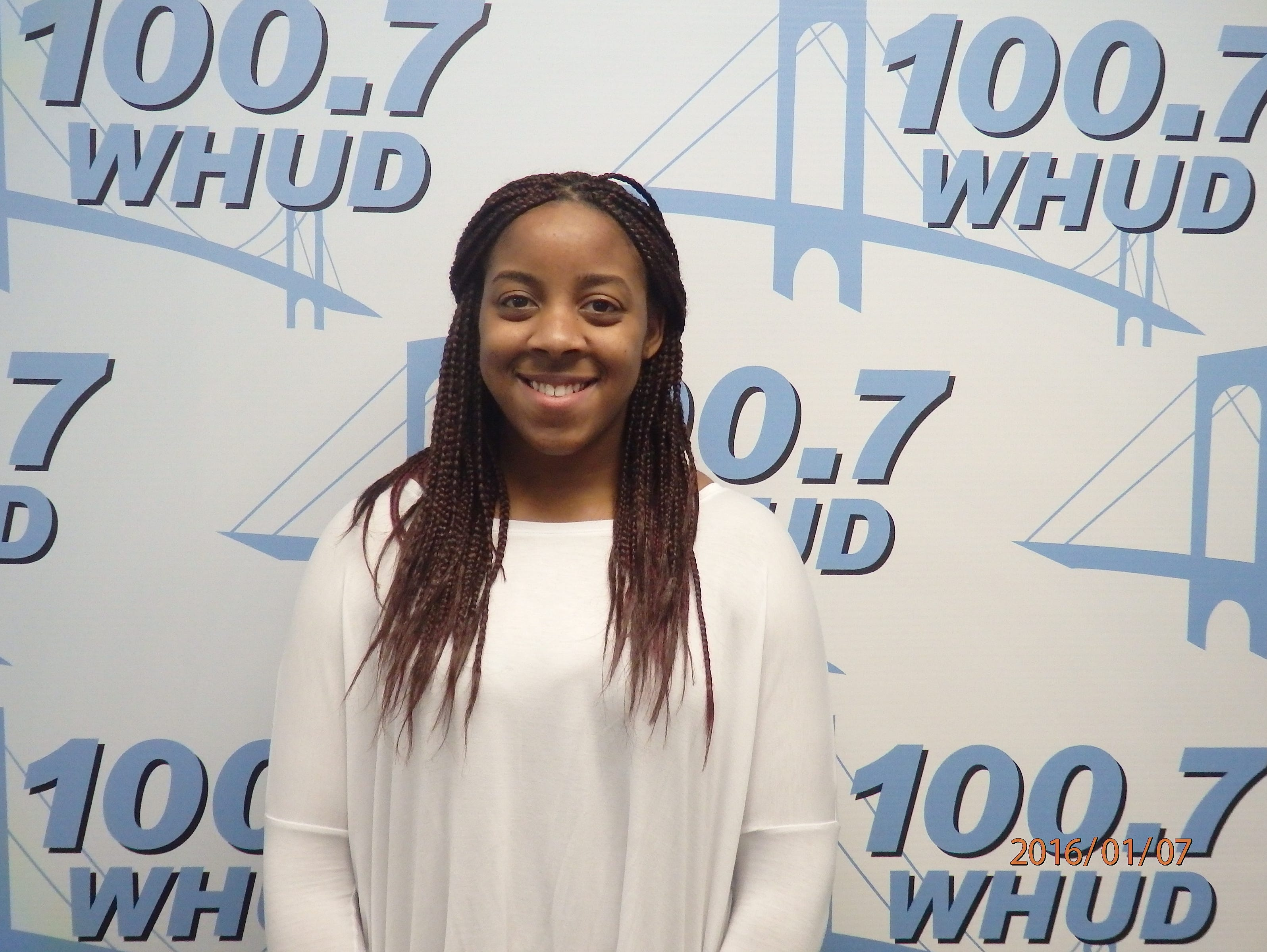 New Rochelle thrower Monae Cooper is this week's Con Edison Athlete of the Week