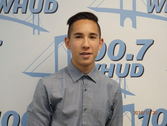 Oscar Pereira, Hastings boys soccer, Con Edison Athlete of the Week