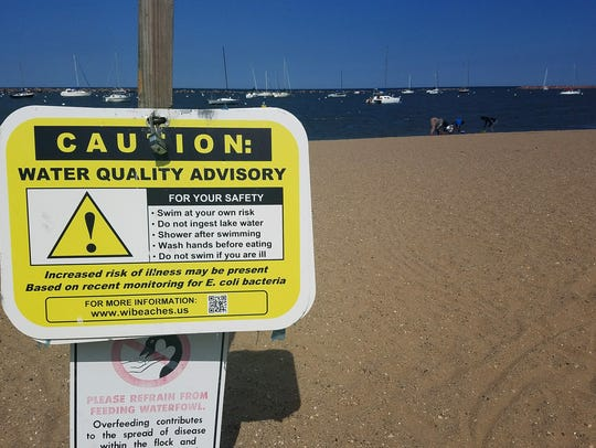 Will changes in DNR rules ensure protection of swimmers'