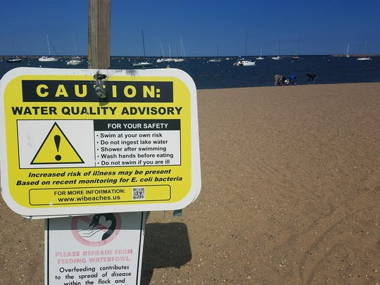 Will changes in DNR rules ensure protection of swimmers' health?