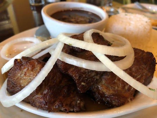 Fernandez the Bull's masitas de puerco, pork chunks