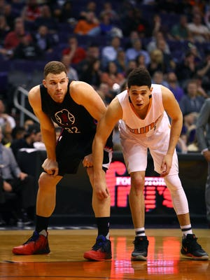 Would you like to see Blake Griffin on the same team as Devin Booker?