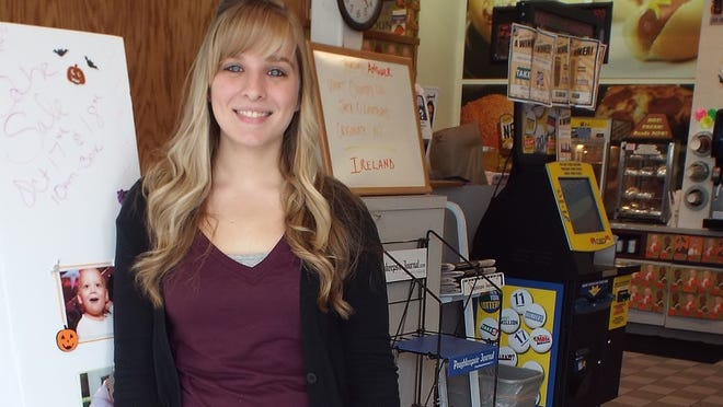 Victoria Chenevert, assistant manager of the Foam & Wash Mobil Mart on South Road in Poughkeepsie, loves serving the customers and her community. Recently the shop held a bake sale and separate car show, raising almost $6,000 for St. Jude Children's Research Hospital.