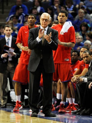 Larry Brown's SMU team is one of the most notable NCAA tournament snubs.