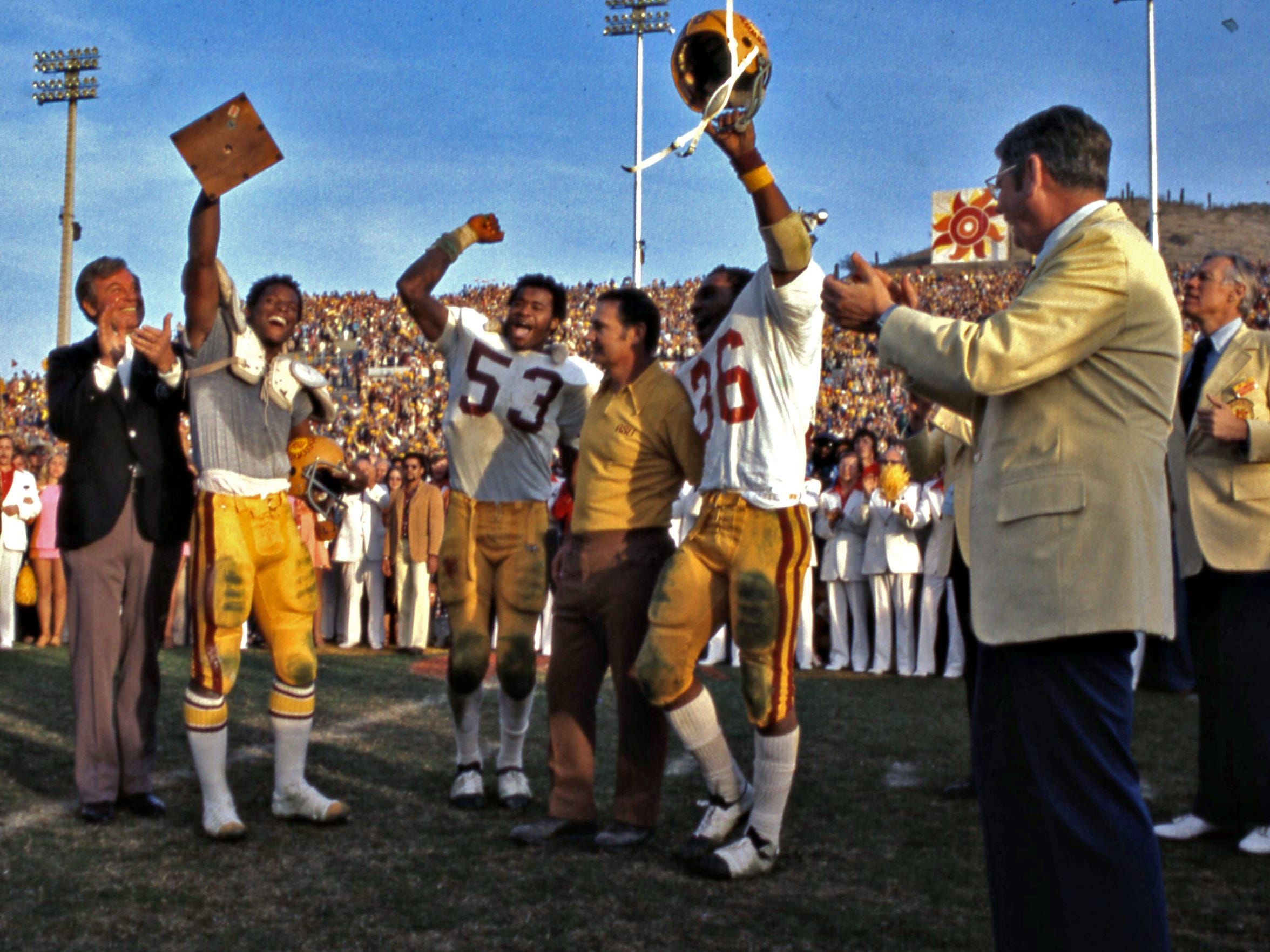 Several 1975 Sun Devils believe they should be No.