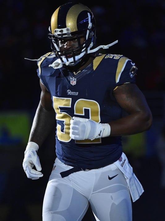 NFL: Denver Broncos at St. Louis Rams