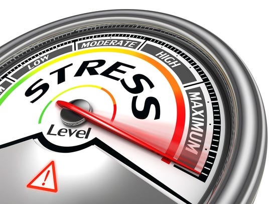 A high level of family-related stress landed Florida at No. 11 on a list of most stressed states by financial advisory site WalletHub.