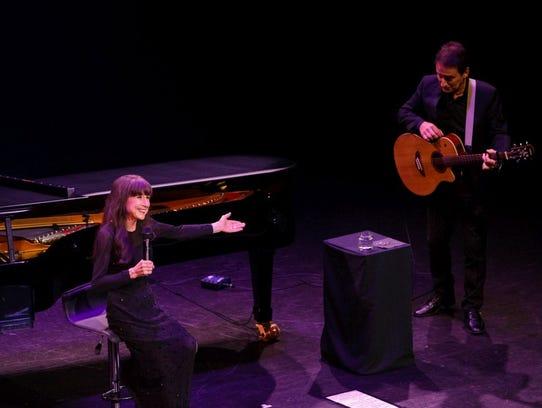 Judith Durhan solo tour, 2016, New Zealand