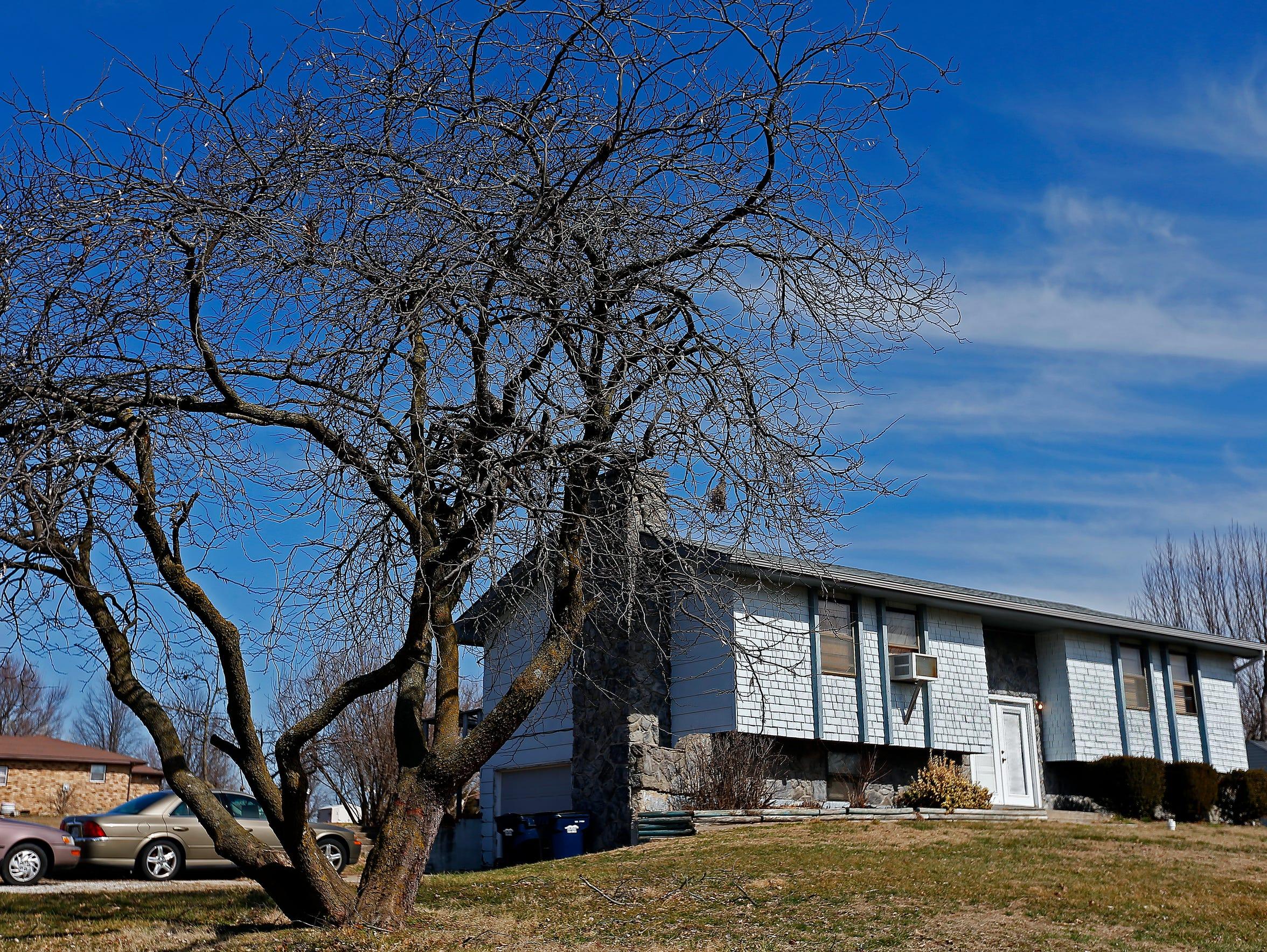 FBI agents raided the Buffalo, Mo., house where Safya