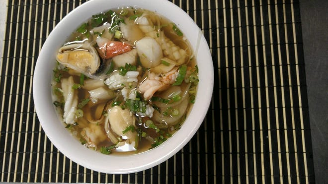 Pho 38 owner Liem Nguyen began his career more than 22 years ago in Columbus, Ohio, at a Chinese restaurant.