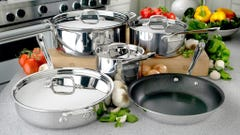 This is your last chance to get All-Clad cookware at an amazing price