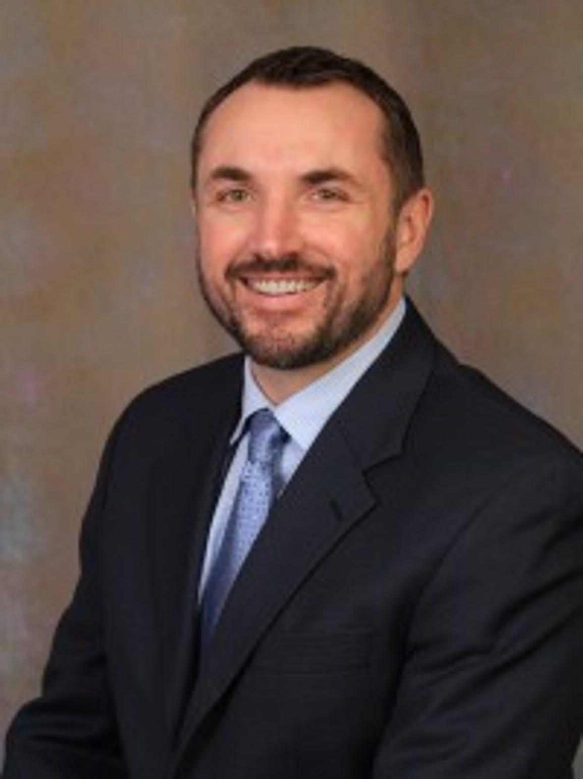 Thomas Lane, Dean of Students at Missouri State University