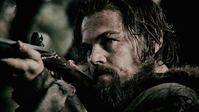 "Leonardo DiCaprio stars in ""The Revenant."""