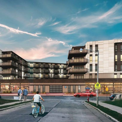 Wauwatosa common council rejects Harwood apartment complex; Concerns about building size, traffic halt rezoning