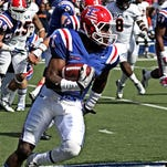 Louisiana Tech wide receiver Carlos Henderson has been named to the Hornung Award watch list.