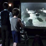 An evil entity induces boys to watch snuff films to turn them to violence.