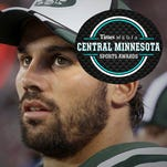 Central Minnesota Sports Awards Banquet includes seated dinner, awards ceremony and special guest speaker, Eric Decker, wide receiver for the New York Jets and former University of Minnesota and Rocori High School standout.