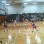 Palmyra girls play into tie for first with win