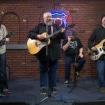 Pugwash performs in the 207 studio.