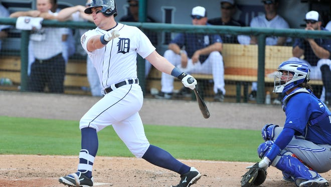 James McCann should have the backup catcher job locked up as team heads north.