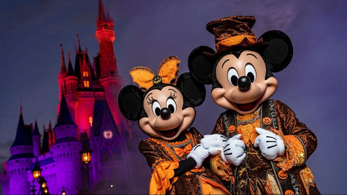 Disney Character Meet And Greet 2020 Halloween Disney World: Mickey's Not So Scary Halloween Party canceled for 2020